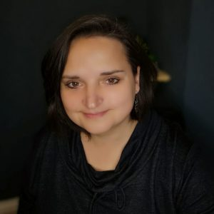 A headshot of Ana Rampelt
